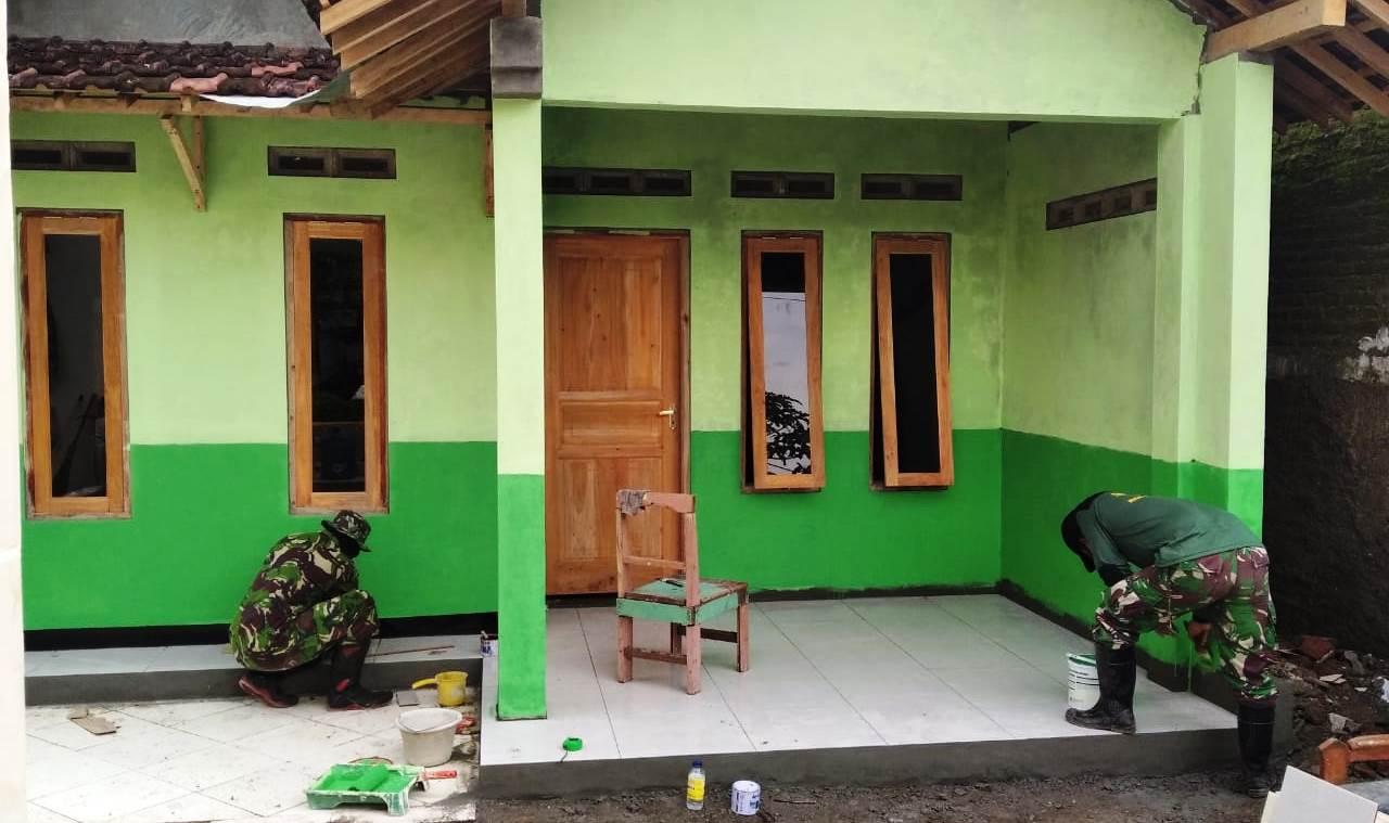 Direhab TNI, Asrinya Rumah Mbah Asrori