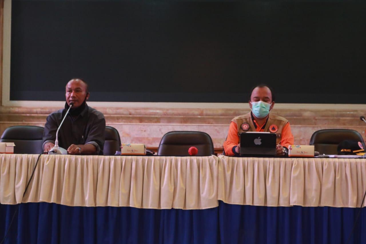 PSBB Kota Tegal, Harus Adil Dalam Pembagian Sembakonya…?