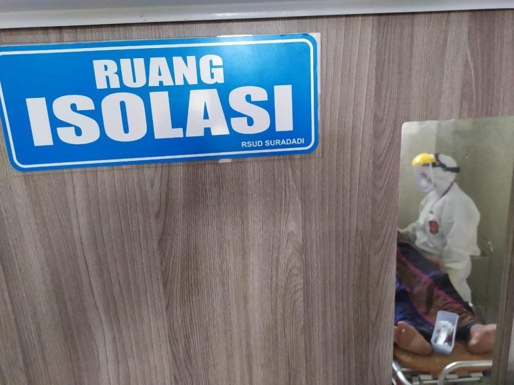 Pasien PDP Covid-19 di Makassar, Sempat Kabur dari Ruang Isolasi Rumah Sakit