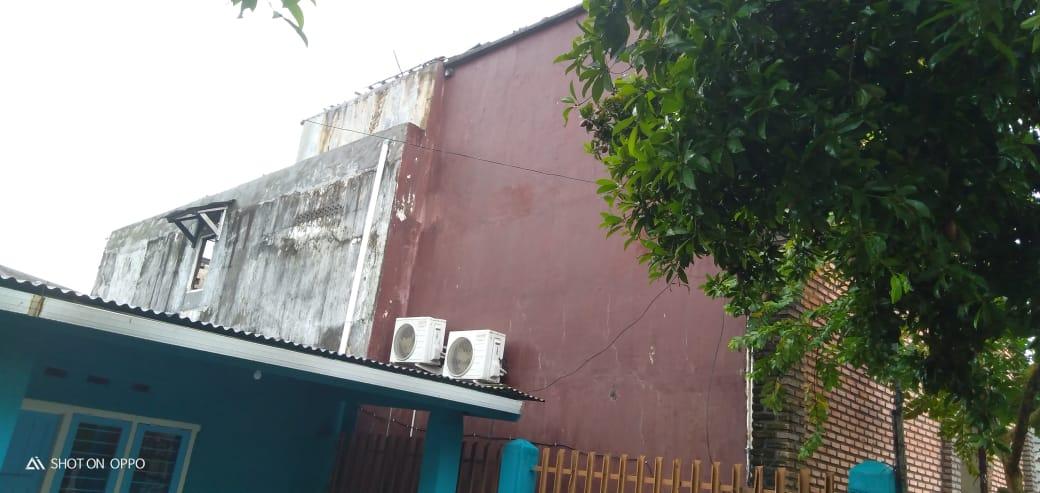 Sikapi Keluhan Warganya, Lurah Tanjung Aman Sambangi Kantor BPBD