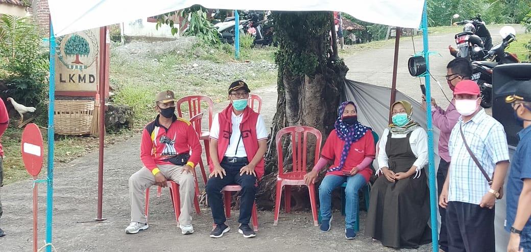 Pasien pertama terkonfirmasi positif Covid -19 di Ngawi adalah petani yang tak pernah kemana-mana