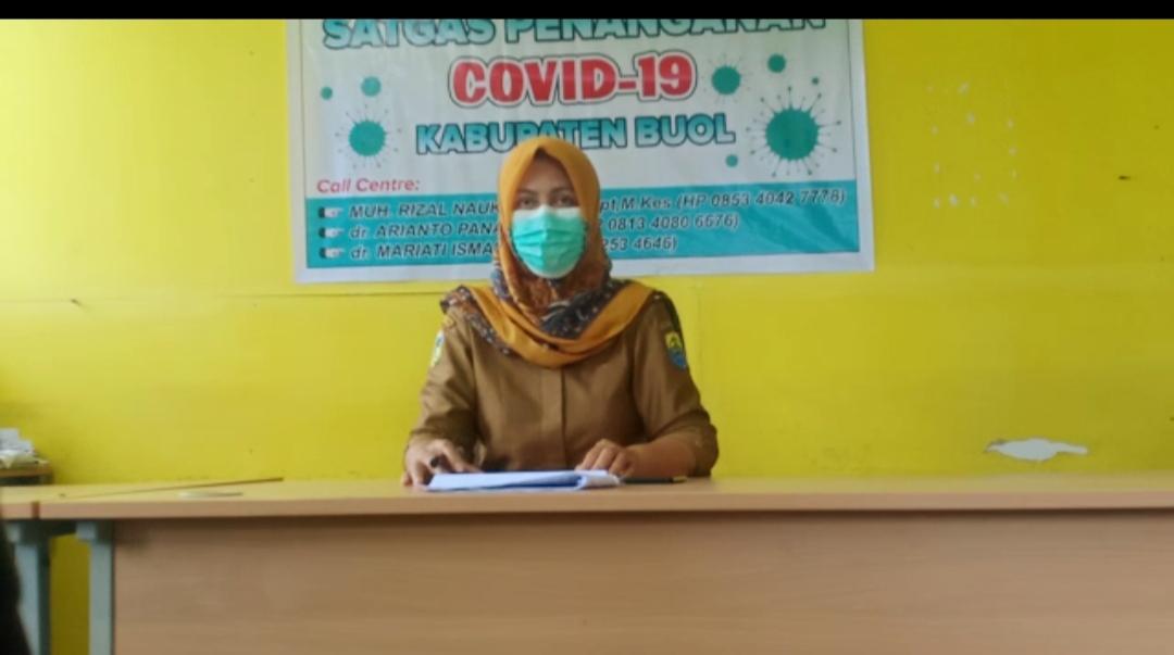 Virus Corona Kepung Kabupaten Buol
