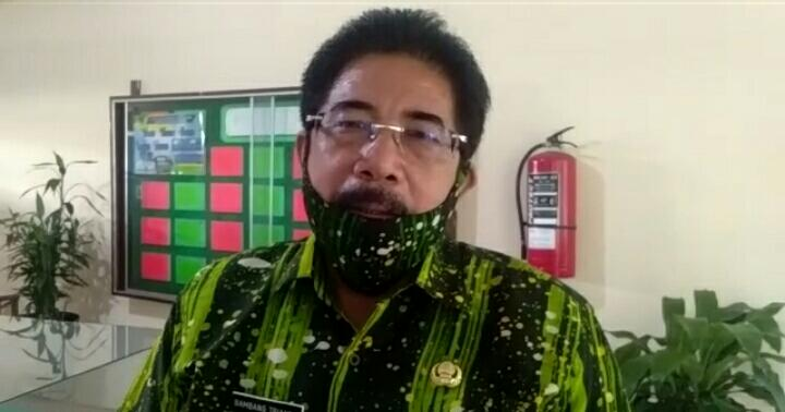 34 Tahun Mengabdi, Bambang Trianto Pamitan Jelang Purna Tugas