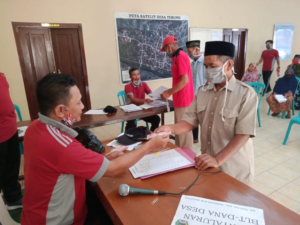 Alhamdulillah, BLT DD Terung Cair