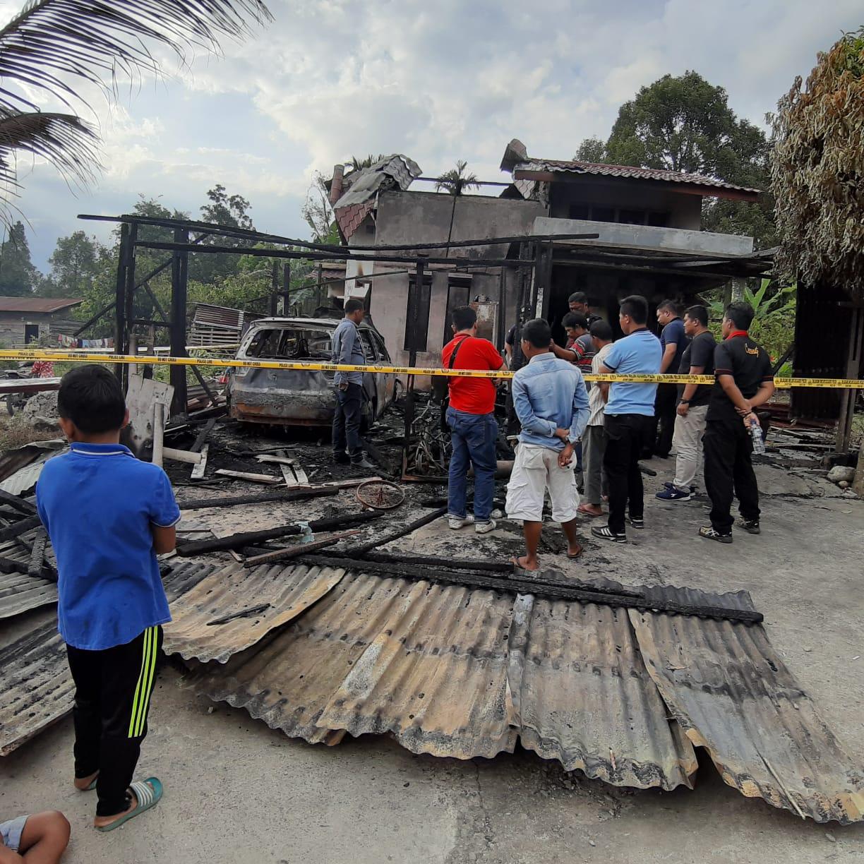 11 Bulan Kasus Pembakaran Rumah Wartawan Serambi di Agara Mangkrak, Korban Minta Kapolda Aceh Bentuk Tim