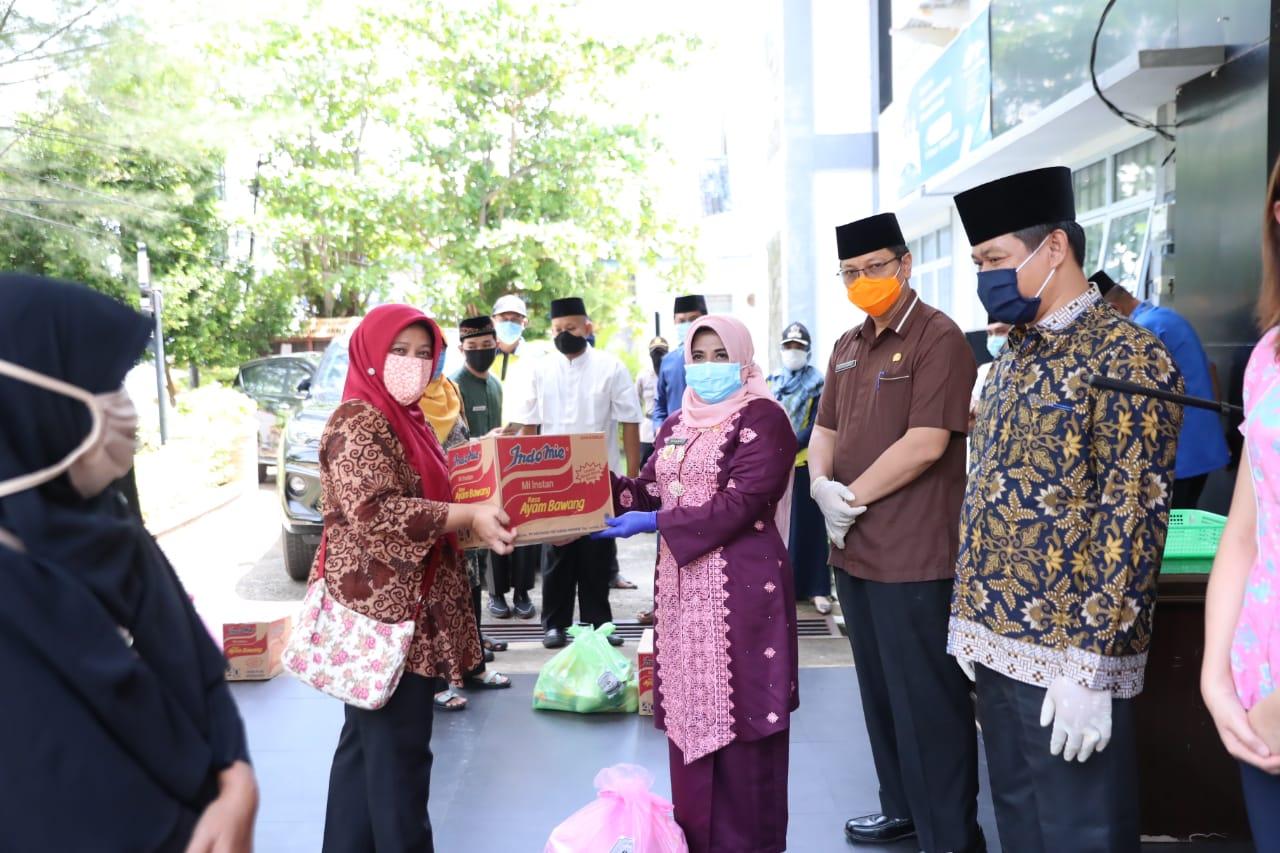 Sembako Gratis Covid-19 Tahap II di Kota Tanjungpinang Segera Didistribusi