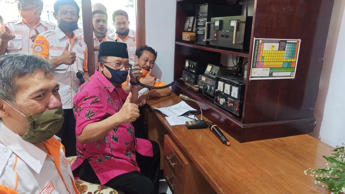 Haul Bung Karno ke-50, Walikota Blitar Santoso Gandeng ORARI Sampaikan Informasi dari Pelosok Desa Hingga Internasional