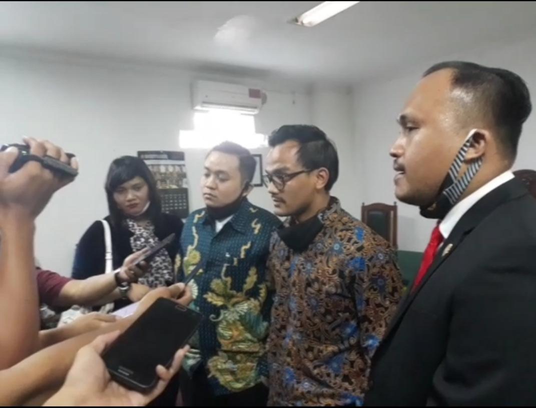 Tim Kuasa Hukum PT.SJM Kecewa, Tergugat Tak Bisa Menghadirkan Saksi serta Bukti di Persidangan.
