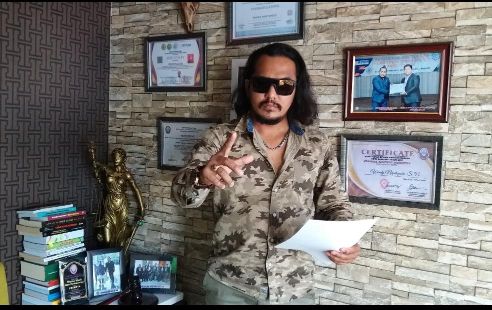 """Praktisi Hukum Wendy Napitupulu, """"Tempat Karaoke Di Kota Tegal Harus Patuhi Aturan Yang Berlaku"""