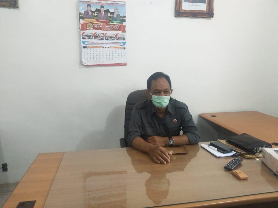 Komisi I DPRD Barsel Rencanakan RDP Bersama Dinas Perizinan