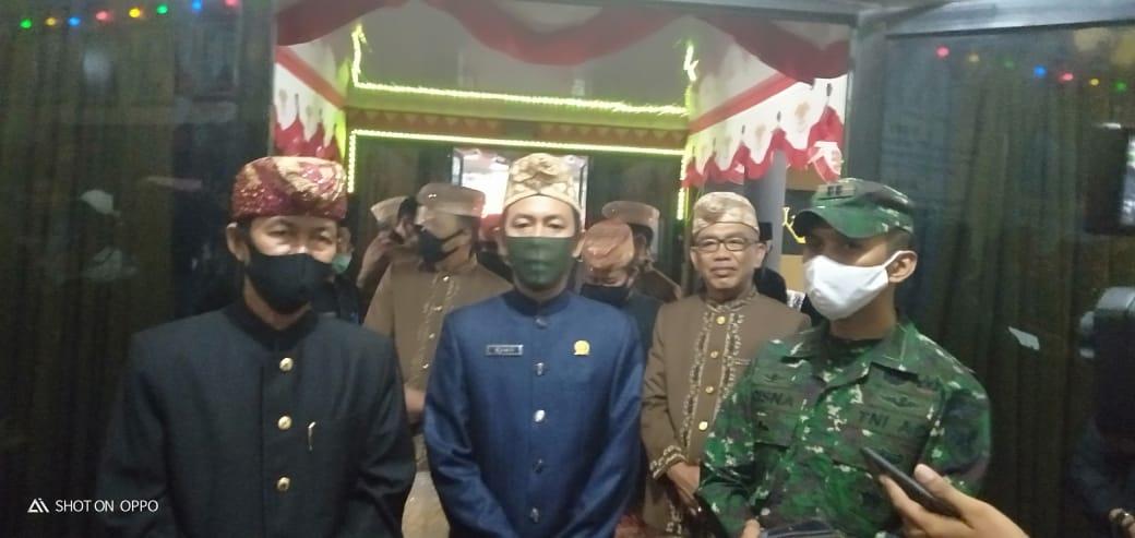 Hadiri Paripurna HUT ke-74 Kabupaten Lampura, ini kata Plt Bupati Budi Utomo
