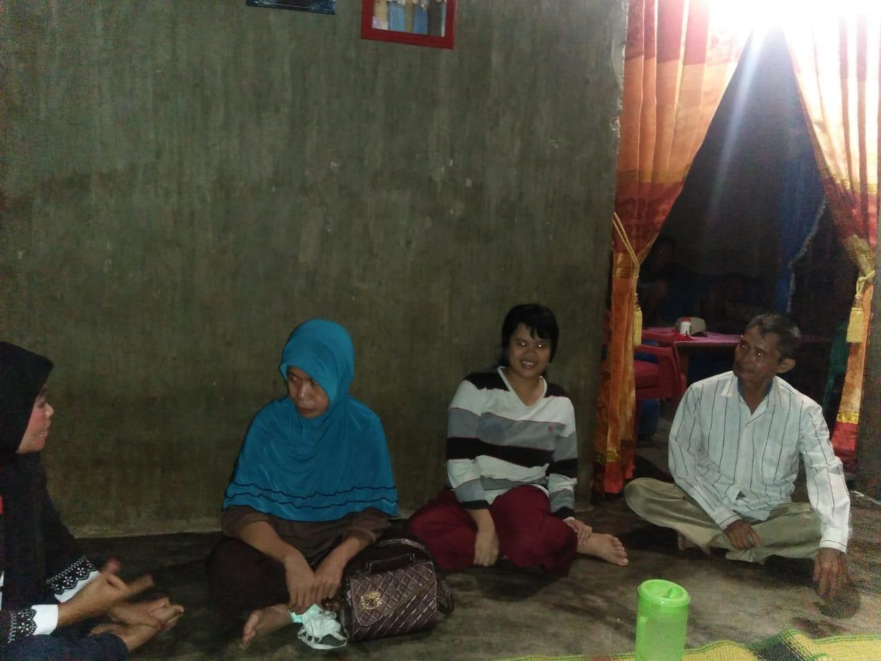 MP diperkosa, Keluarga Korban Minta Pendampingan JPKP Waykanan