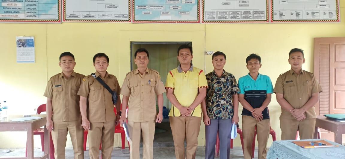 Pemdes Hilibadalu Kecamatan Sogae'adu Klarifikasi Berita Beberapa Media Online
