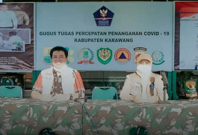 Warga Diminta Taati Protokol Kesehatan Disaat Pandemi Covid-19