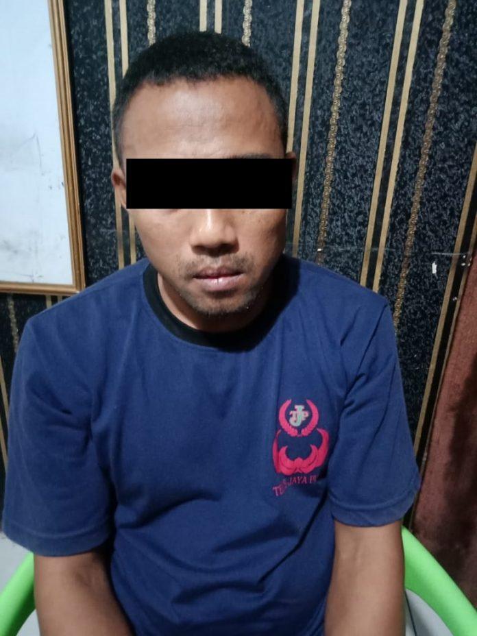 Tak Terima, Putrinya Hamil Orang Tua Korban Polisikan HB