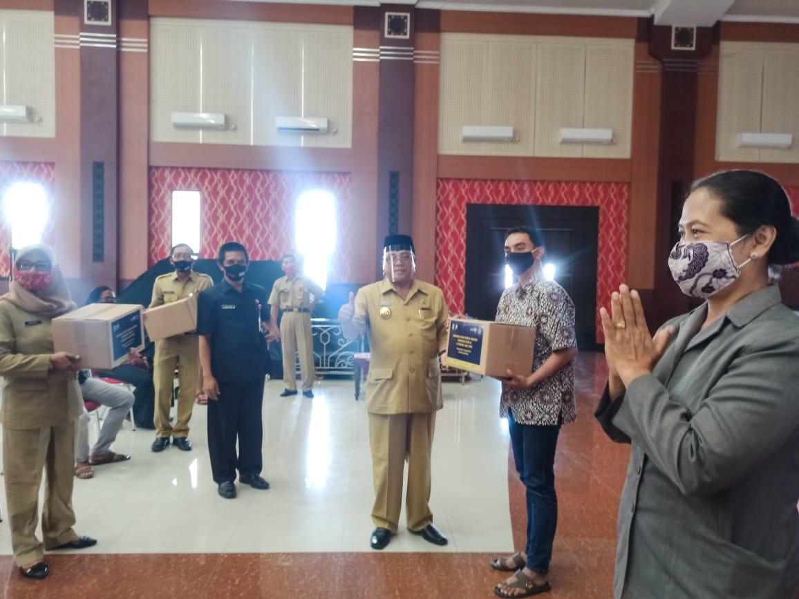 Walikota Santoso Siapkan Modal Bantu Seniman Blitar Terdampak Covid-19 di New Normal