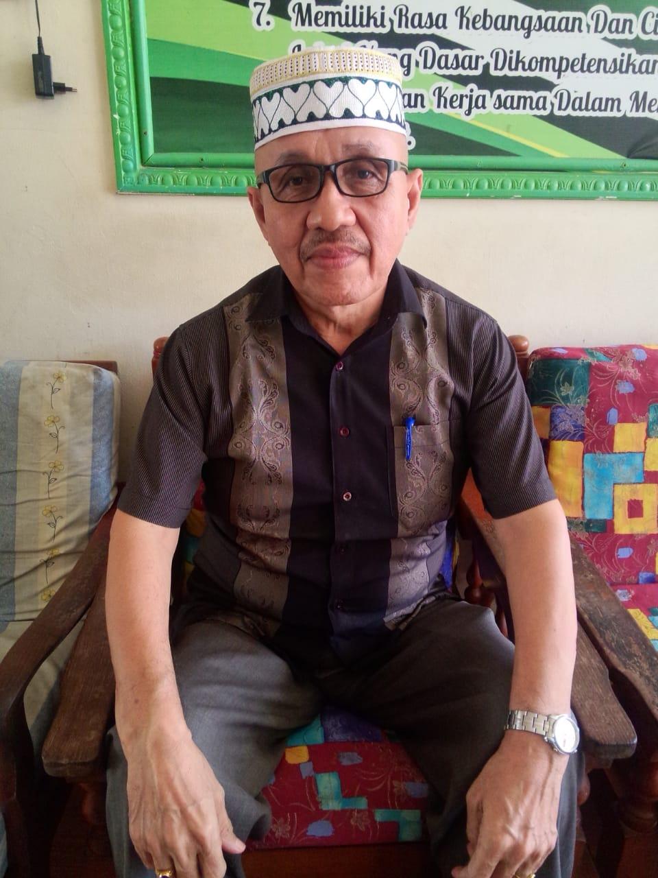 5 Lokal Untuk Siswa Baru di SMA N 5 Tanjungpinang Telah Terpenuhi