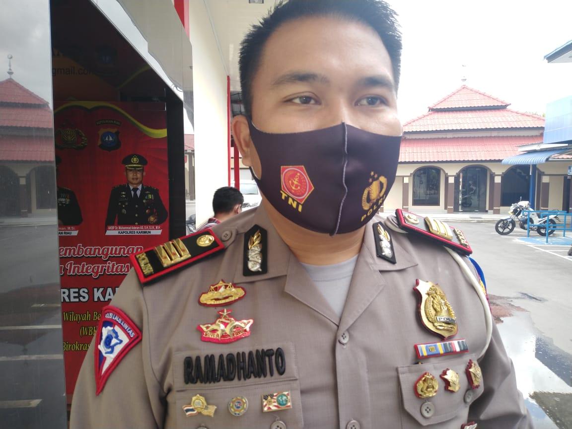 Seminggu, Satlantas Polres Karimun Tilang 136 Kendaraan Operasi Patuh Seligi 2020