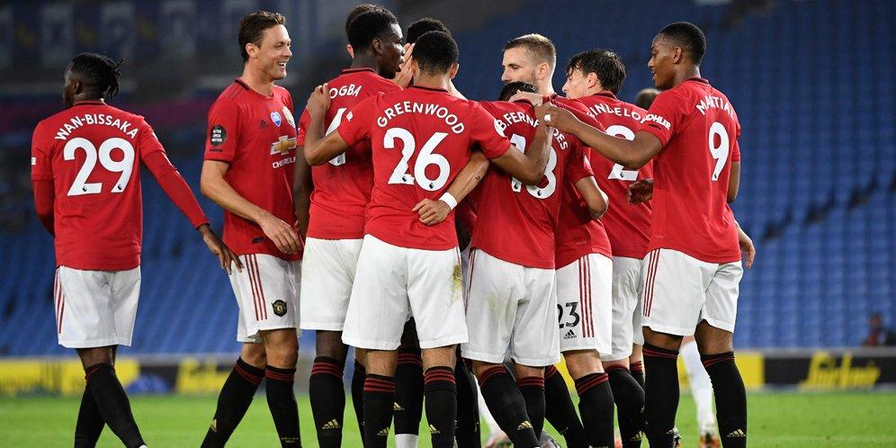 Manchester Unitedkembali meraih kemenangan, Pada pekan ke-34Premier Leaguemusim 2019/2020