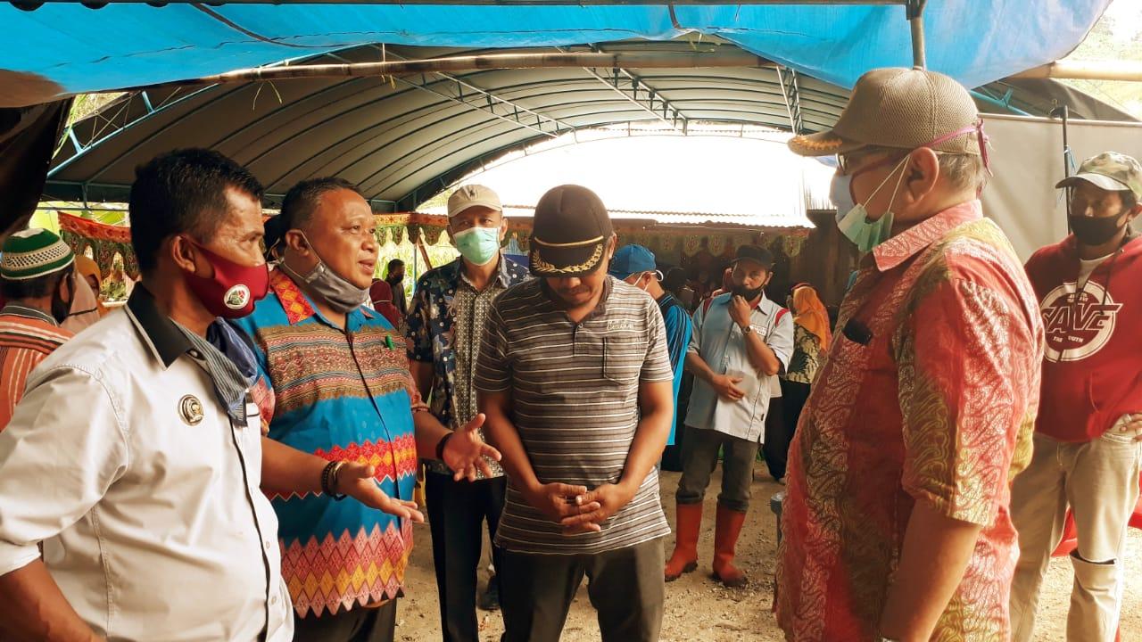 Desa Tang Penghasil Jagung Terbesar Di Buol