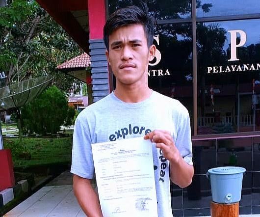 SG Laporkan Kasus Penganiayaan Ke Polres Nias