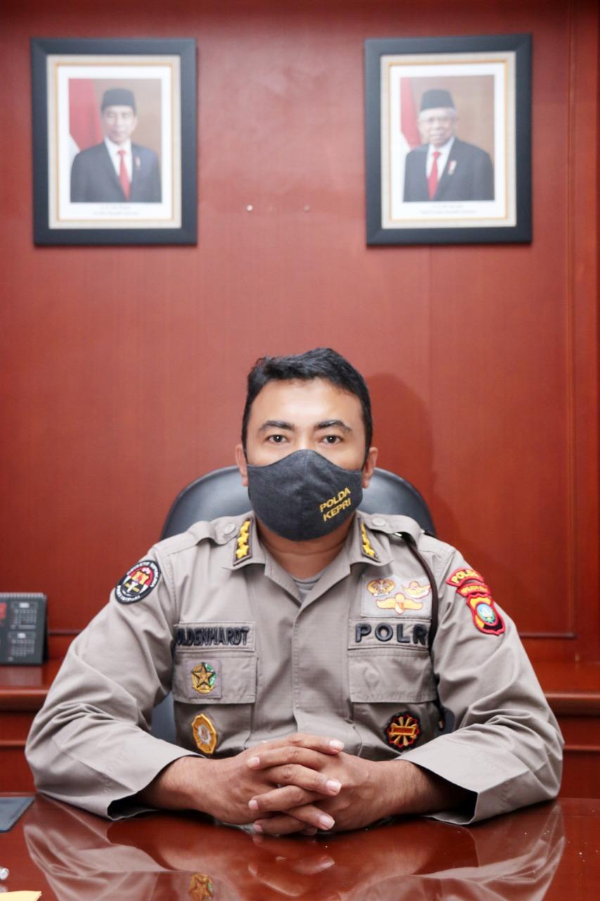 Mutasi Jabatan Perwira di Lingkungan Polda Kepri