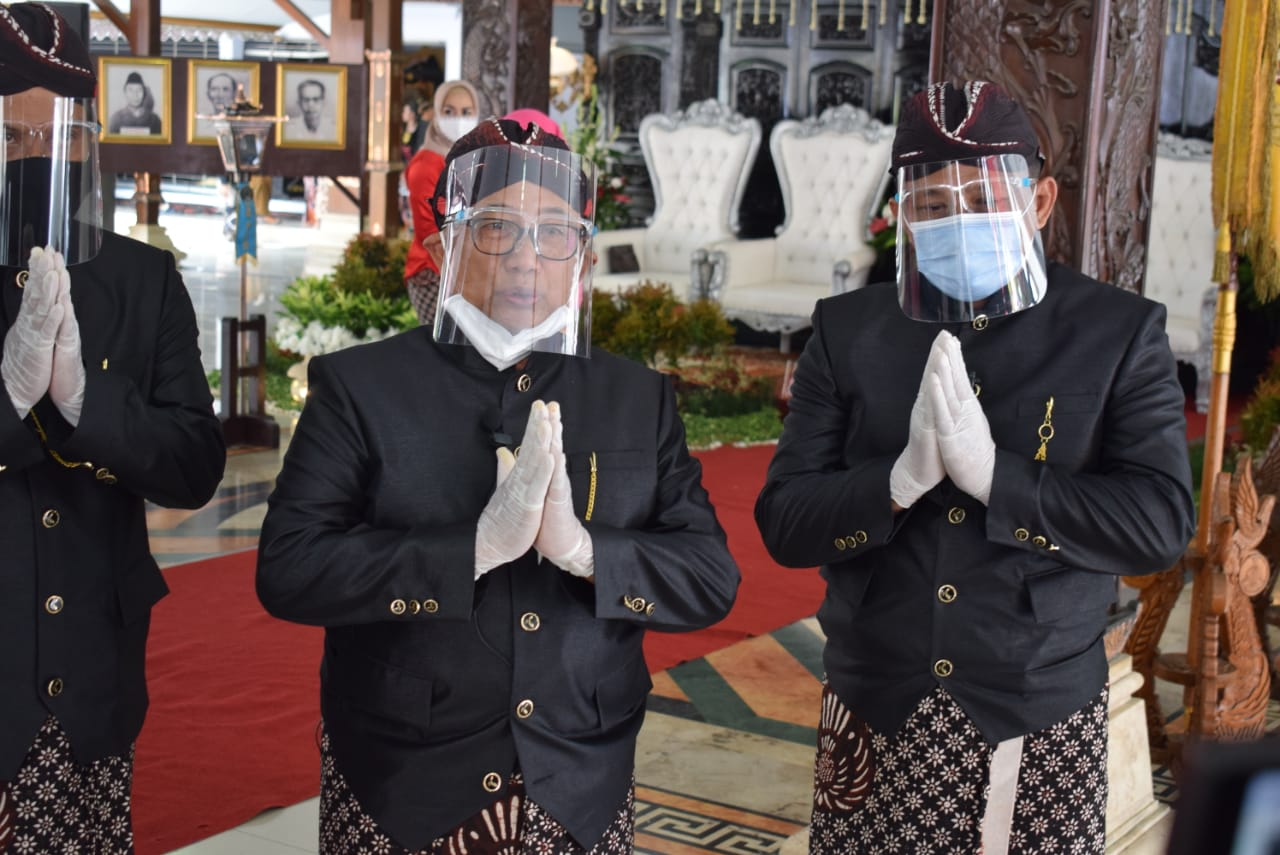 Puncak Peringatan Hari Jadi Kabupaten Blitar ke-696 Digelar Sederhana dan Khidmat