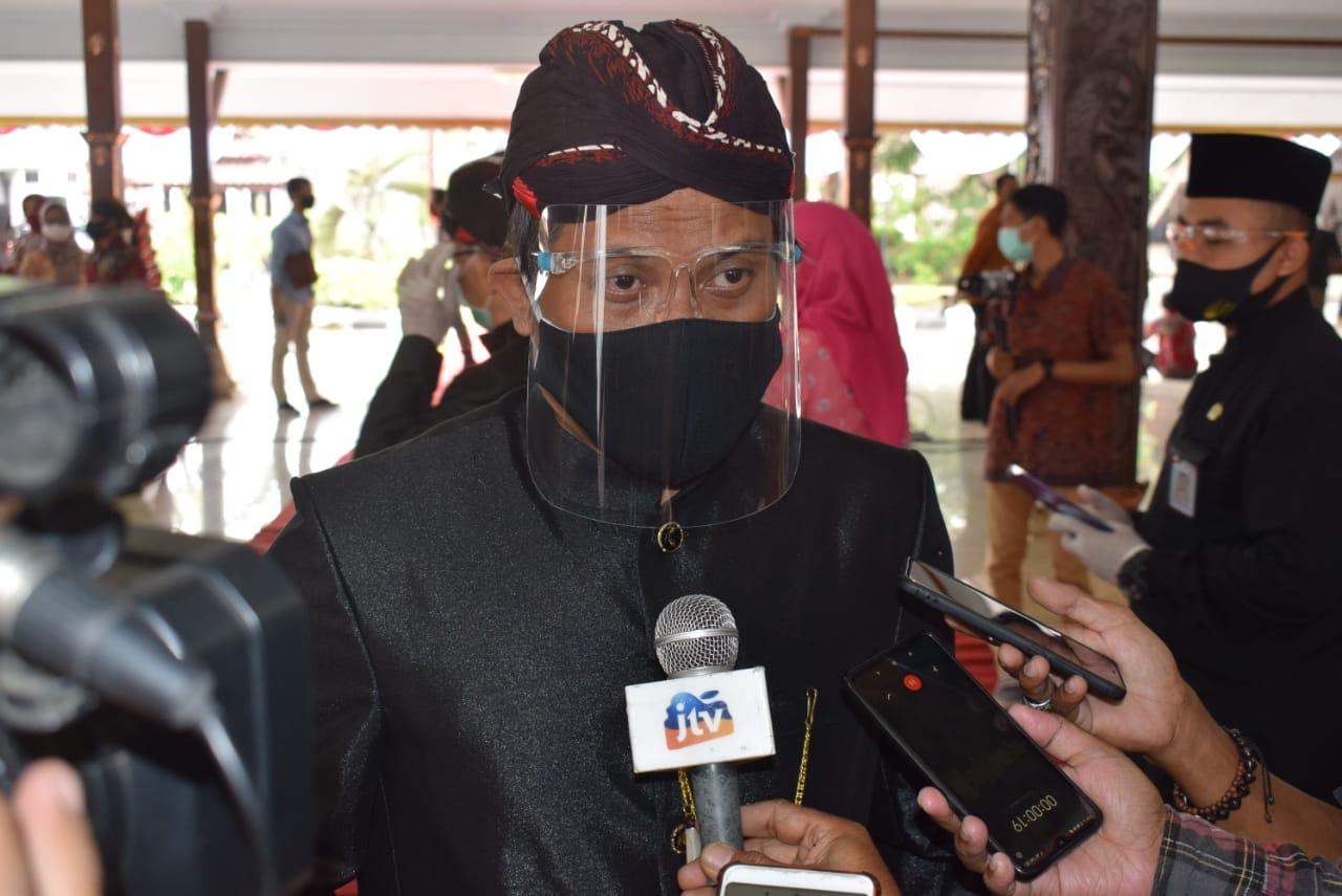 Hari Jadi Kabupaten Blitar ke-696, Ketua DPRD: Jangan Sampai Ada Masyarakat Kelaparan
