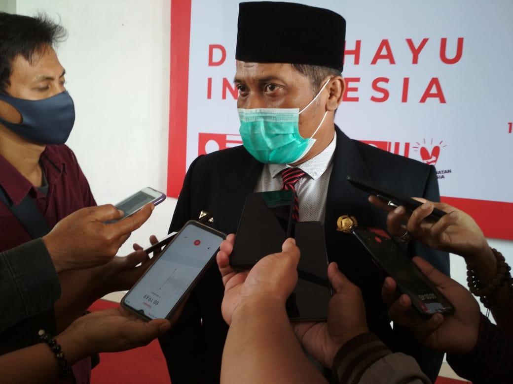 Di Peringatan HUT RI ke-75, Ketua DPRD Kabupaten Blitar Ingin Ada Lompatan Ekonomi