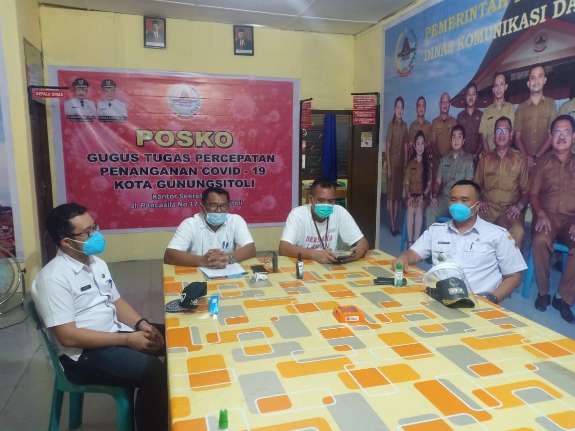 Pasien FP Asal Medan Terkonfirmasi Positif Covid-19, Saat Berlibur Di Gunungsitoli