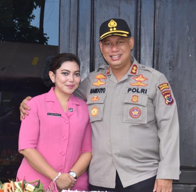 Pindah Tugas, AKBP Handoyo Santoso, S.I.K., M.Si. Ucapkan Salam Perpisahan