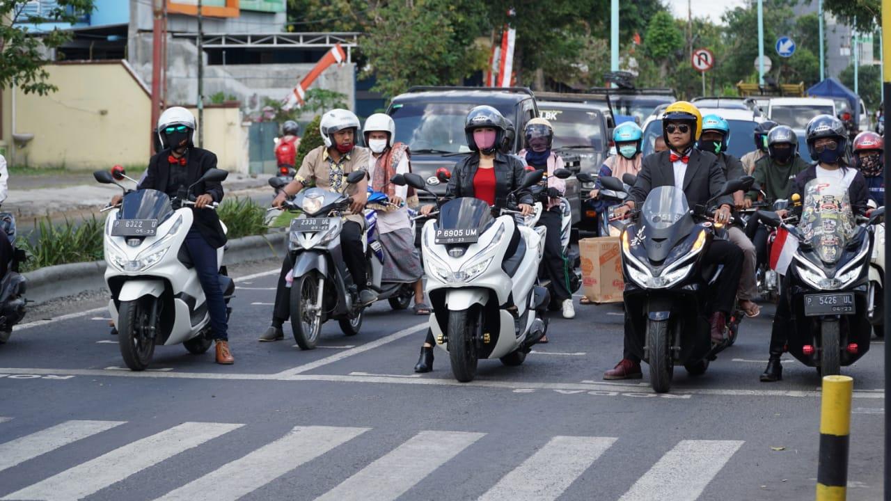 Riding Experiance Pecinta Honda PCX Banyuwangi