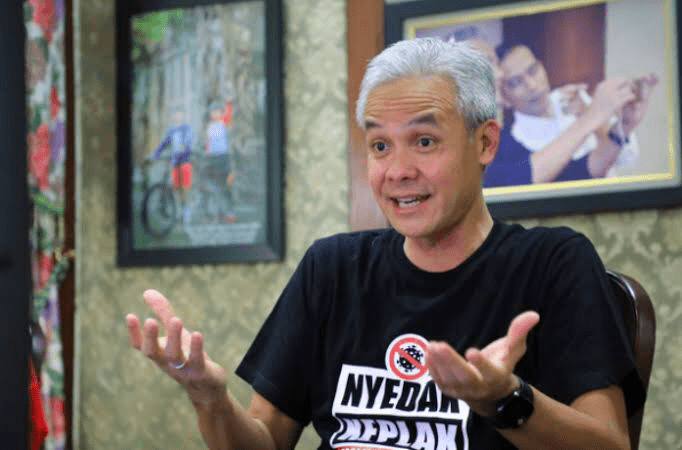 "Ganjar Pranowo, ""Alasan Wakil DPRD Kota Tegal Dinilai Tidak Tepat"