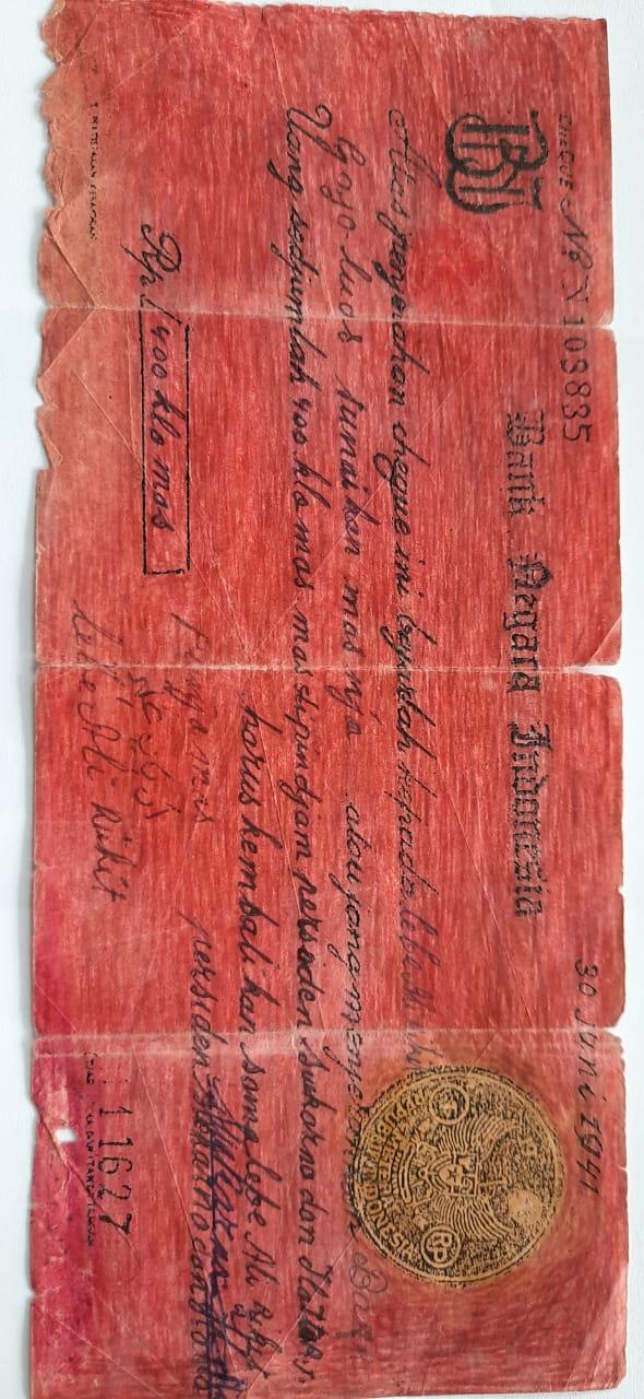 Ahli Waris Lebe Ali Buru 400 Kg Emas, Yang Dipinjam Soekarno