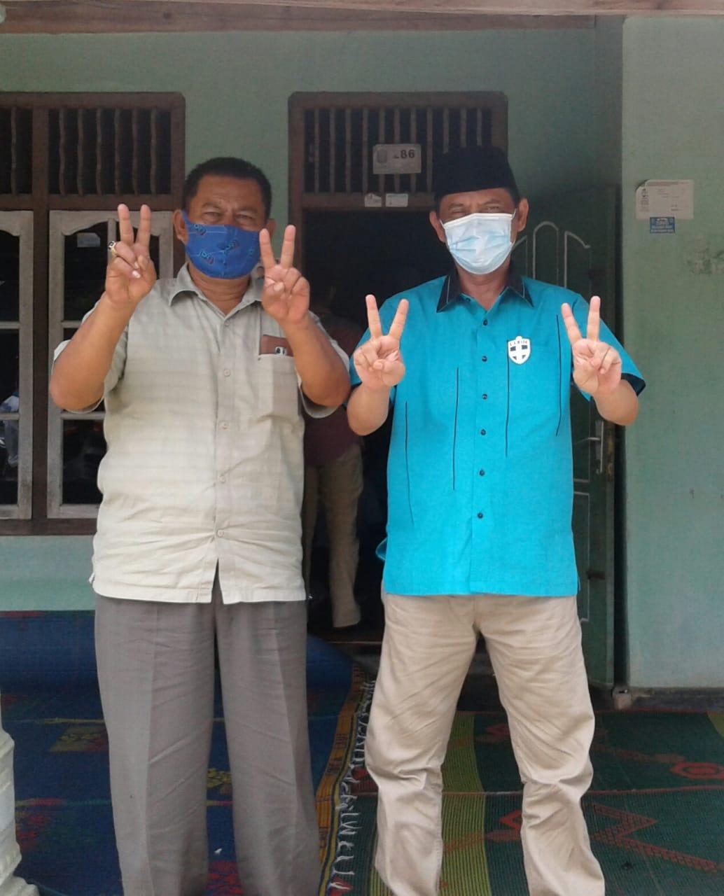 Ali Rahman Gelar Kampanye di 4 Kampung, Ini Visi dan Misi Paslon RAS Nomor Urut 02