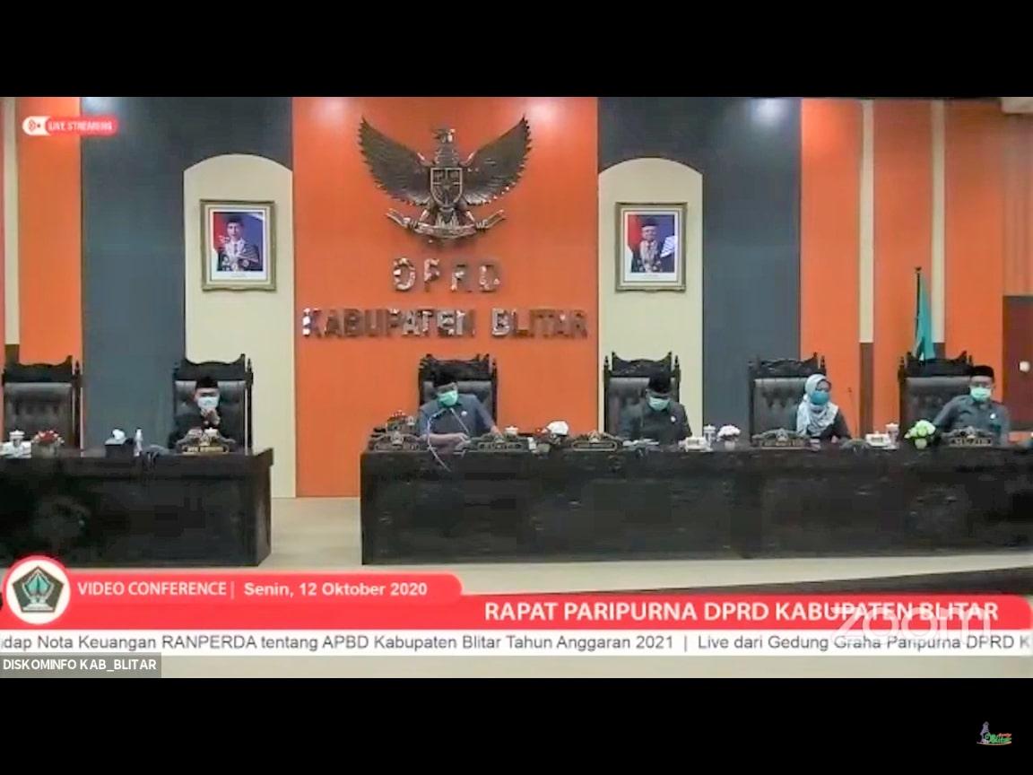 APBD Kabupaten Blitar Tahun 2021 Mencapai 2,2 T, Berikut Rinciannya