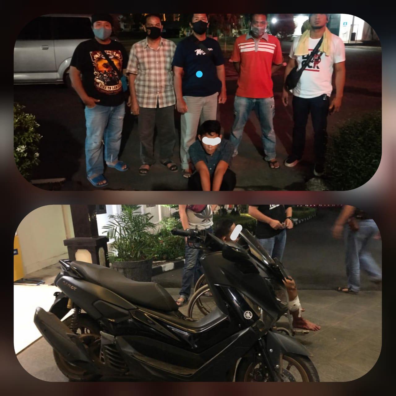 Tekab 308 Sat Reskrim Polres Lampung Utara Kembali Amankan Pelaku Curat