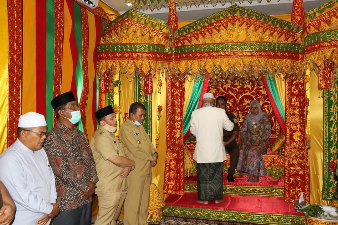 Kajati Aceh Lakukan Kunjungan Kerja Ke Pidie Jaya