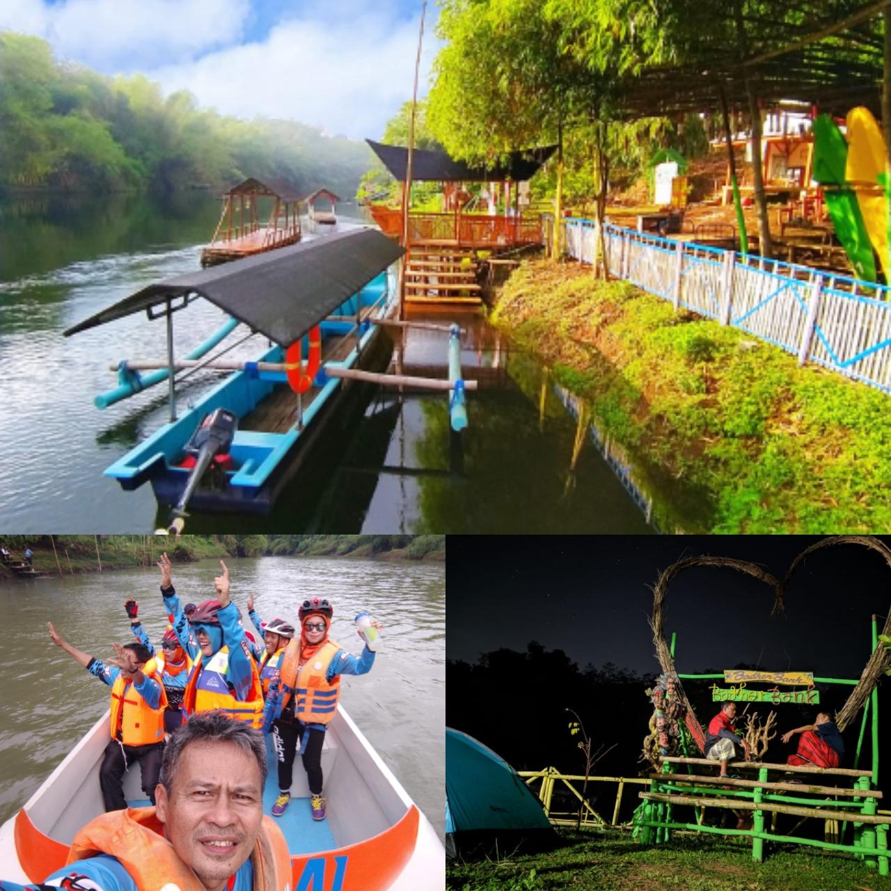 Kecamatan Binangun Blitar Miliki Konservasi Ikan Bader Hingga Rintisan Pasar Kuliner Apung