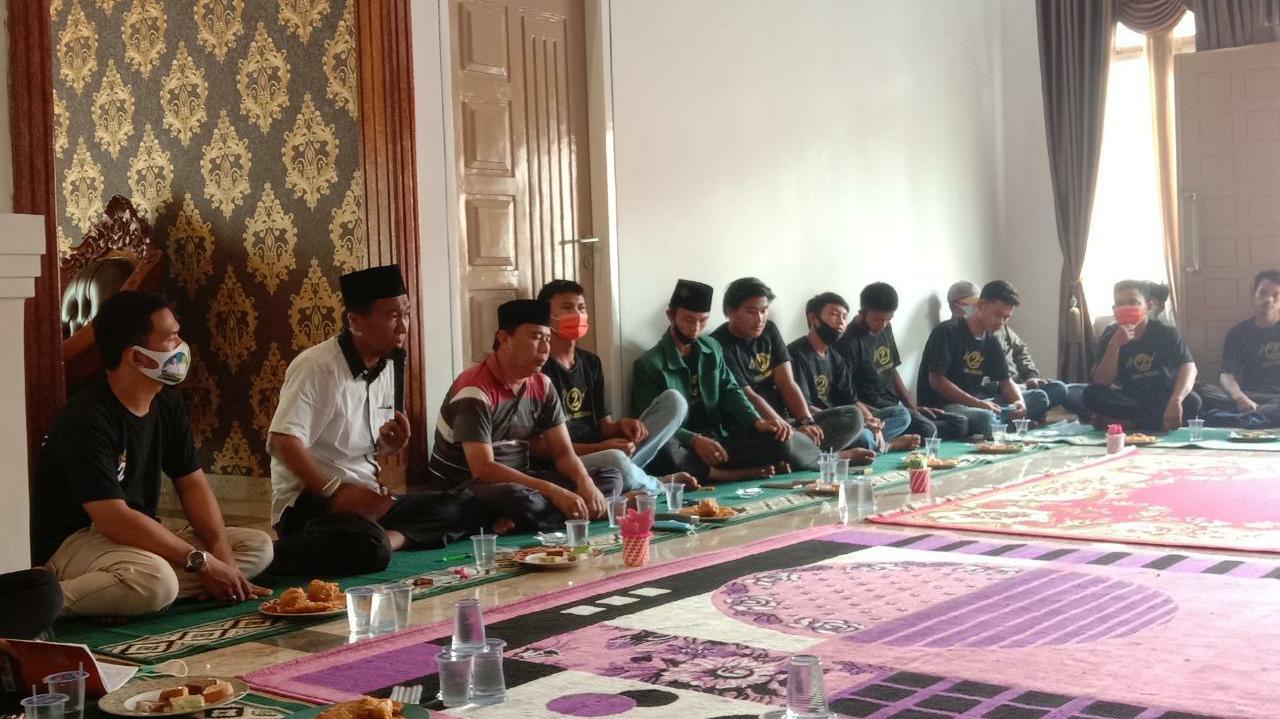 """Aliansi Pemuda Pesibar Satu Dukungan Bagi Paslon 02 Melalui Semboyan""""Agen Of Change"""""""