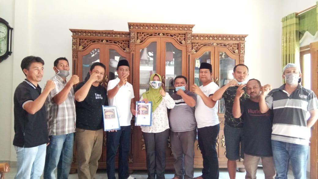 Komunitas Lampung Sai Pesibar Deklarasi Dukungan Kepada Paslon Lukita -Erlina