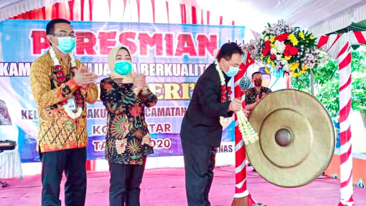 Maksimalkan Bonus Demografi, Pjs Walikota Blitar Jumadi Harap Kampung KB Terbentuk di Tiap Kelurahan
