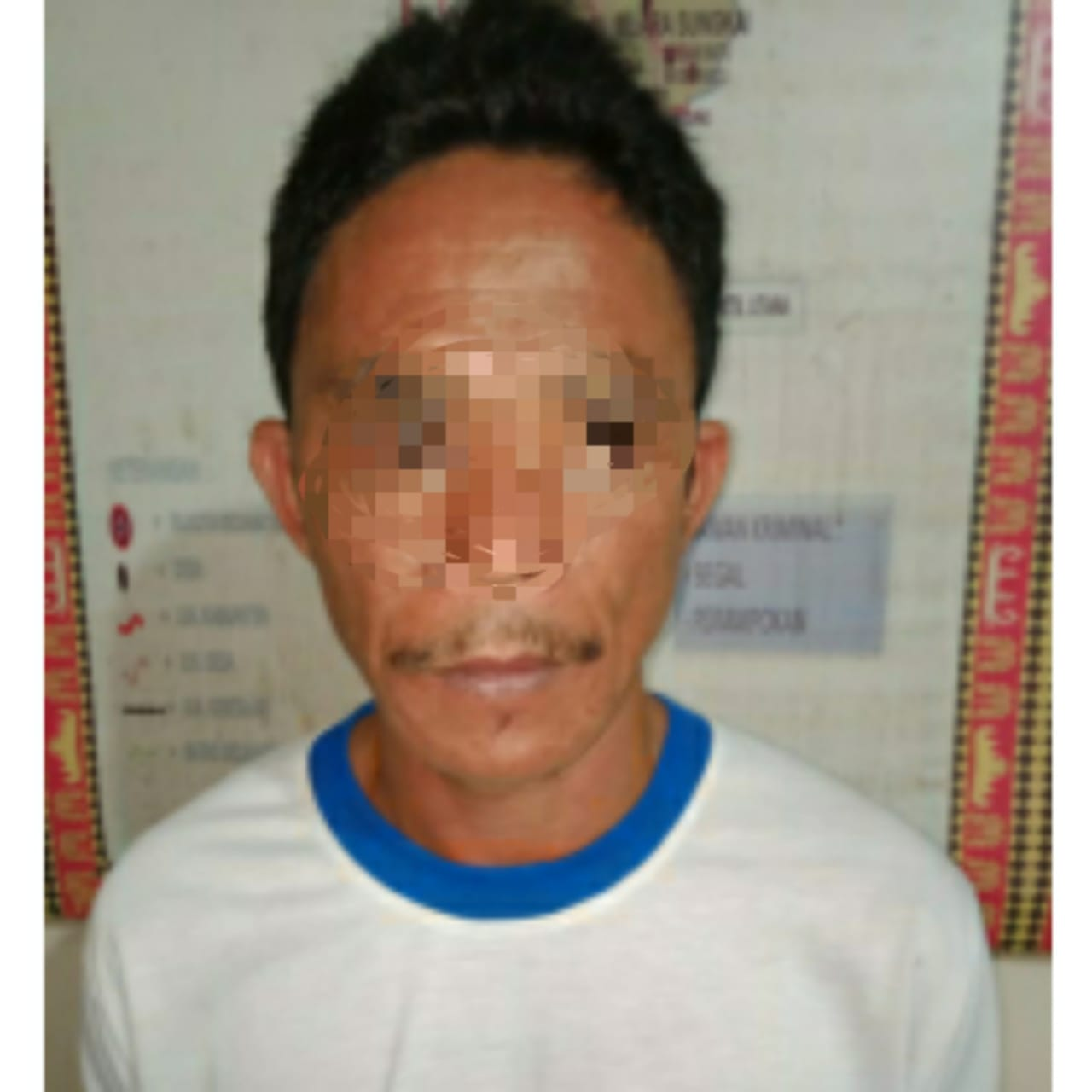 Buron 1 Tahun, Pelaku Penganiayaan Ini Akhirnya ditangkap Polisi