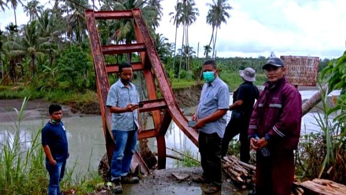 Normalisasi Sungai Lahomi,Butuh Pembebasan Lahan Lebih Banyak