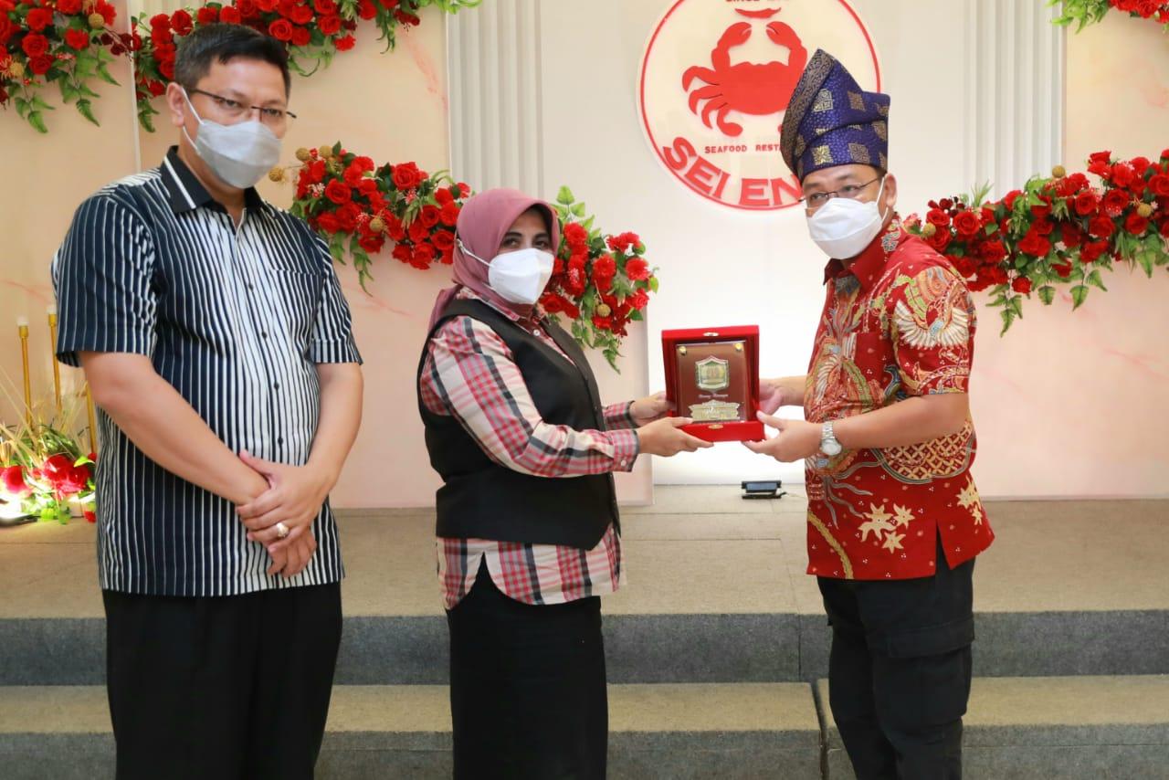 Lakukan Kunker ke Tanjungpinang, Walikota Binjai Kagum dengan 'FAKTA'