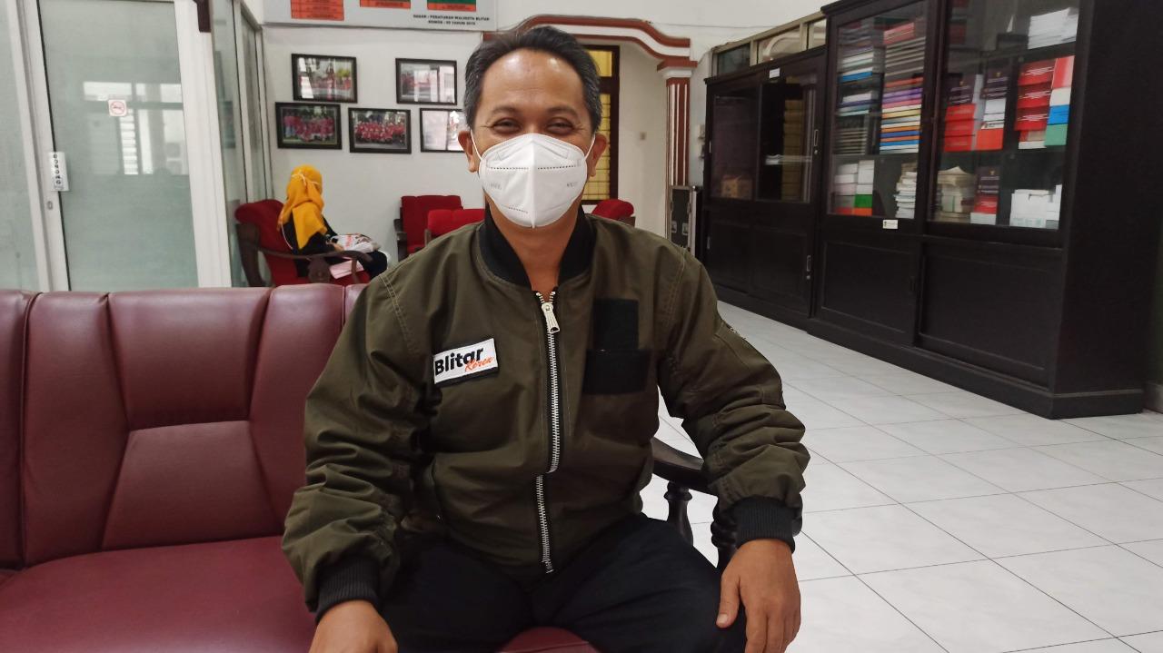 Seluruh Dewan Telah Tervaksin, Ketua DPRD Kota Blitar dr Syahrul Harap Herd Immunity Segera Terbentuk
