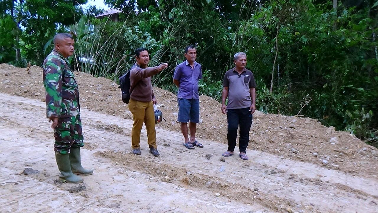 Warga Dusun III Gawu-Gawu Bousö Mengucapkan, Terimakasih Kepada Pak Dandim 0213/Nias Dan Pemko Gunungsitoli
