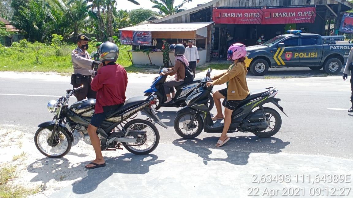 Polisi Minta Jaga Protokol Kesehatan