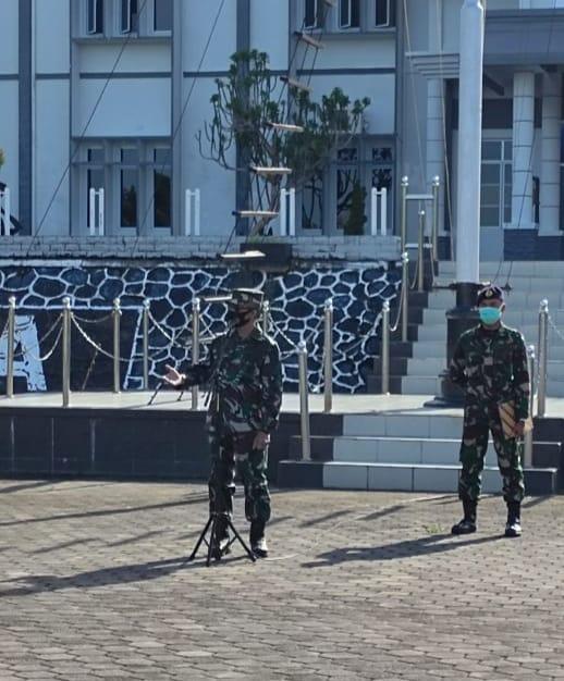 Wadan Lantamal IV Larang Prajurit dan PNS Untuk Mudik