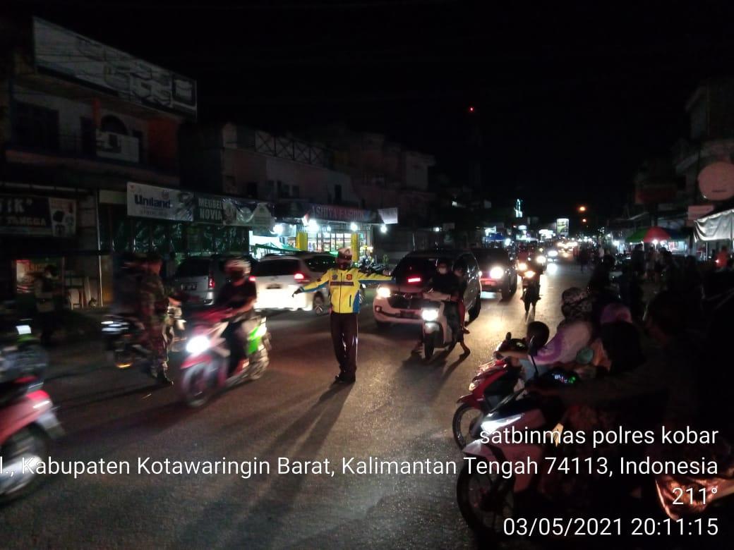 Berikan Rasa Nyaman Dalam Beribadah, Polres Kobar Laksanakan Ini